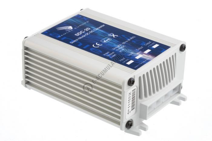 Convertor Samlex Switch Mode DC-DC neizolat SDC-20-big