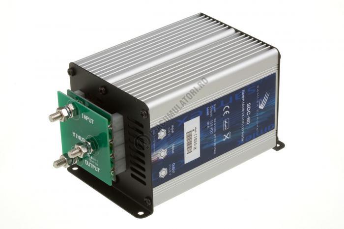 Convertor Samlex Switch Mode DC-DC neizolat SDC-60-big