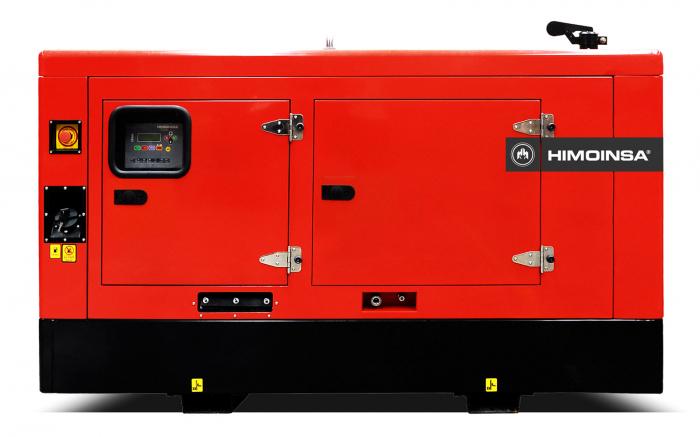 Generator de curent diesel trifazic HIMOINSA 40kw HHW-50 T5-big