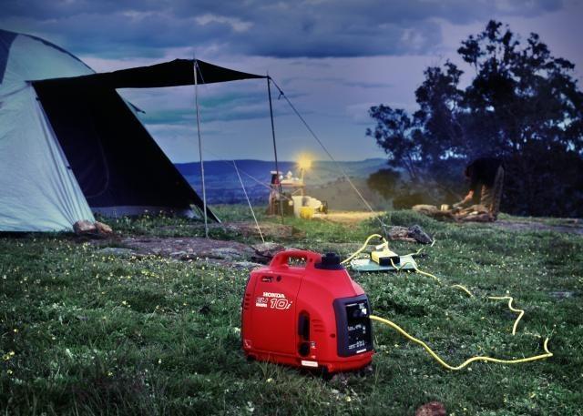 Generator digital HONDA monofazat 1kw 2.7CP EU10iT1 tip G-big