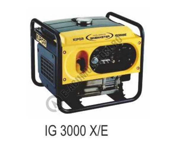 Generator Digital Kipor IG3000E monofazat portabil digital 2800 VA-big