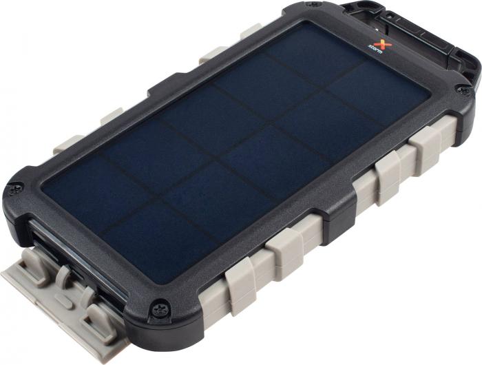 Power Bank Solar Outdoor Xtorm 10.000 mAh Robust Black-big