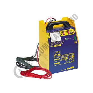 Incarcator cu starter auxiliar 12V GYSTART 235-big