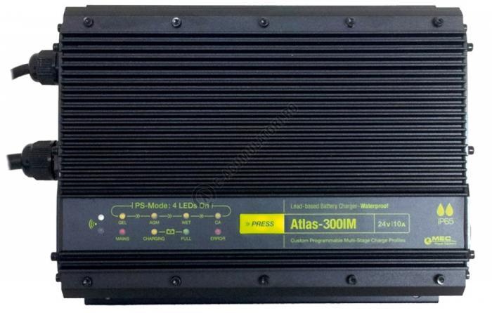Incarcator Premium IVT Atlas-300IM 24V/10A cod 900025-big