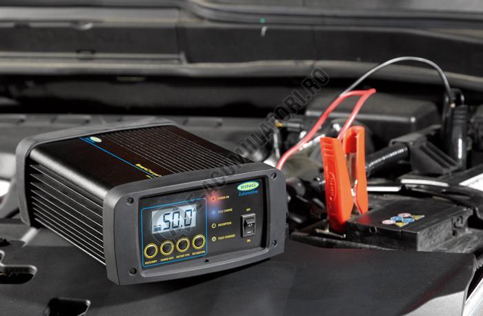 Incarcator Ring SmartCharge Pro 12V 2-50A cod RSCPR50-big