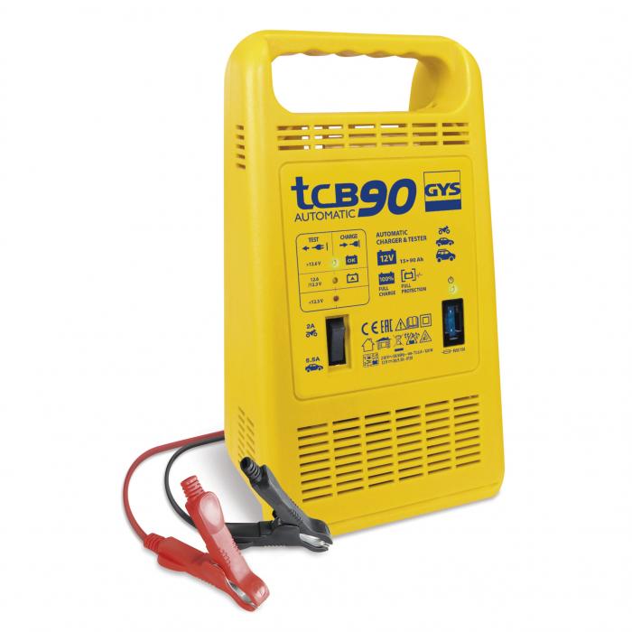 Incarcator si redresor Automat GYS TCB 90 - 023260-big
