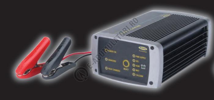 Incarcator si redresor RING SmartCharge PRO10 12V 10A-big