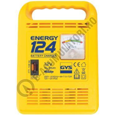 Incarcator traditional GYS ENERGY 124 cod 023215-big