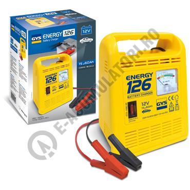 Incarcator traditional GYS ENERGY 126 cod 023222-big