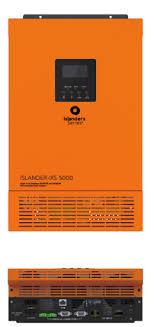 Invertor / Incarcator Xunzel Sinewave IXS-5000VA-4000W-48V cu controller incarcare solara MPPT si cabluri IXS5000-48-MPPT-big