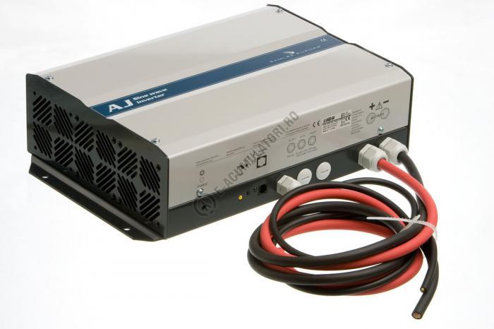 INVERTOR PROFESIONAL SAMLEX AJ 2400-24 2400W PUR SINUS DC/AC-big