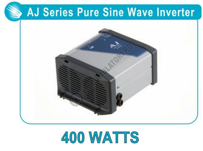 Invertor profesional SAMLEX AJ 400-48 400W Pur Sinus DC/AC-big