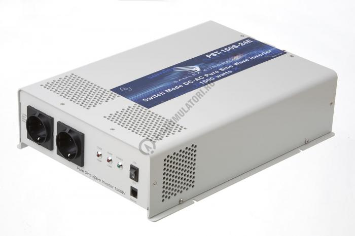 INVERTOR PROFESIONAL SAMLEX PST-150S-24E 1500W PUR SINUS DC/AC-big
