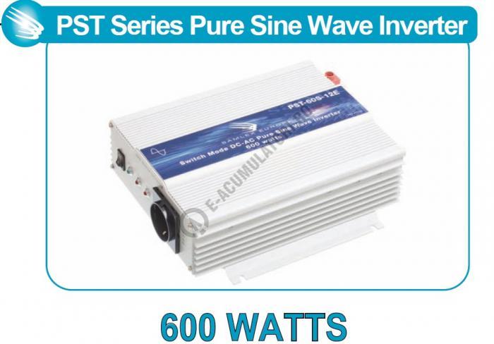Invertor profesional SAMLEX PST-60S-12E 600W Pur Sinus DC/AC-big