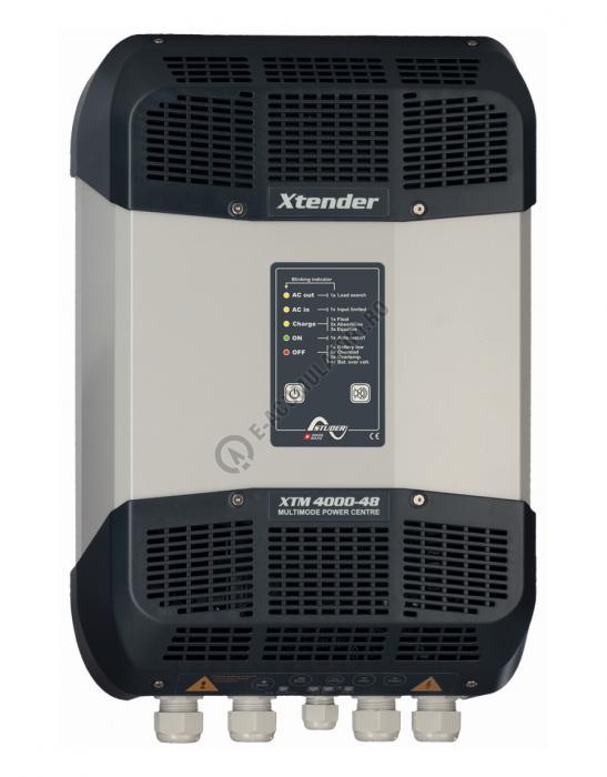 Invertor si incarcator Studer XTM 3500-24 PUR SINUS 3500VA 24VDC-big