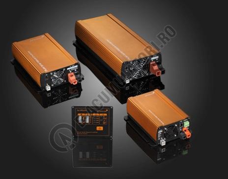 Invertor solar Phocos Pure Sine, 1500 W, 24 V, 110 V. cod SI1500-24110-1.0-big
