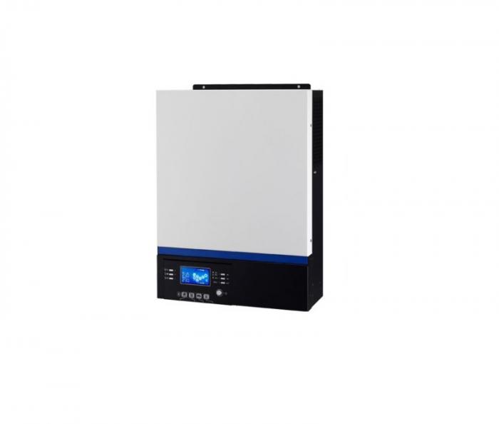 Invertor solar Poweracu VM III 5000-48 MPPT 5000VA 5000W LCD + bluetooth-big