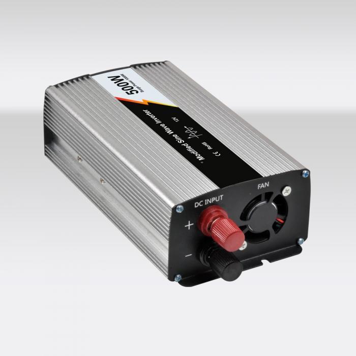 Invertor unda modificata 500W 12V JYM500-big