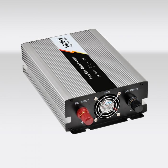 Invertor unda pura 1000W 12V JYP1000/12-big