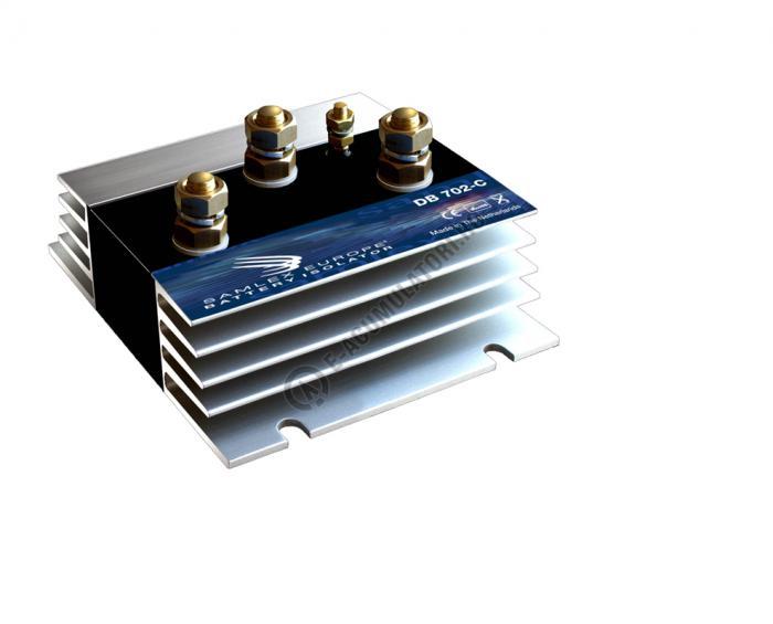 Izolator baterie SAMLEX DB-702C-big