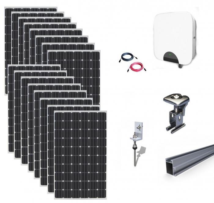 Sistem fotovoltaic on-grid 6kWp Huawei - Casa Verde-big