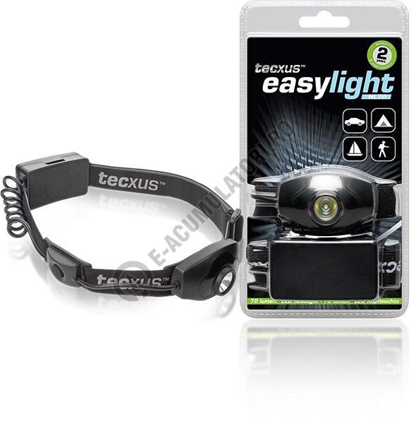 Lanterna frontala Tecxus EasyLight HL70-big
