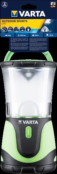 Lanterna Varta 18664 3W LED Outdoor Sports L20 3D-big