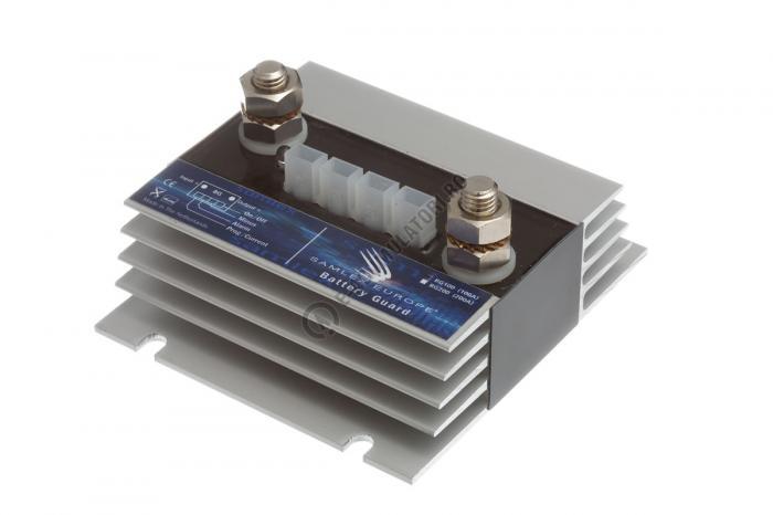 Microprocesor Battery Guard SAMLEX BG 100-big