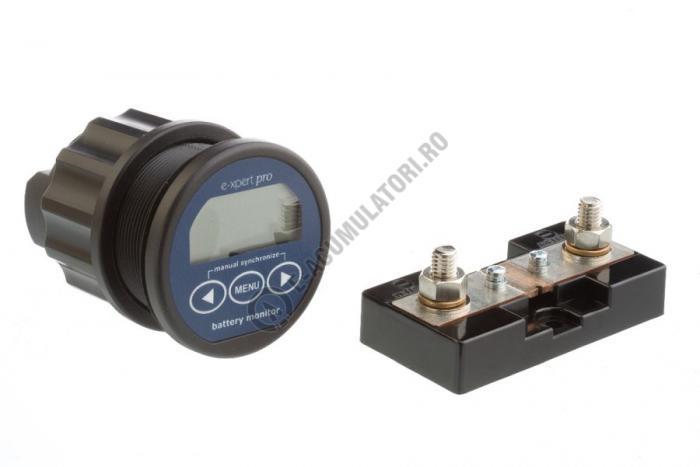 Minicalculator setare stare baterie SAMLEX E-XPERT PRO-big