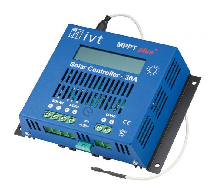 MPPTplus IVT controler solar 30A cod 200037-big