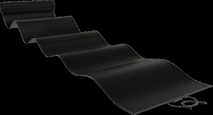 Panou fotovoltaic flexibil Poweracu eMetal 0,8m 30 Wp-big
