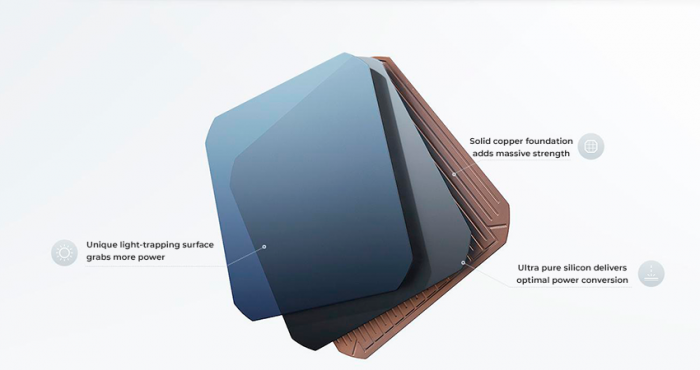 Panou fotovoltaic Sunpower Maxeon 3 - 400Wp SPR-MAX3-400-big
