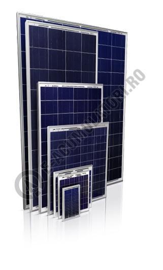 Panou solar fotovoltaic C-Si Off-grid SOLARPOWER 15W-12V XUNZEL cu cablu 2+2M SOLZTK15-big