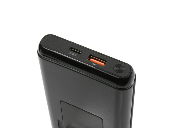 Wireless Power Bank 10000mAh - Baseus WXHSD-D01 cu USB, USB-C PD Quick Charge 3.0-big
