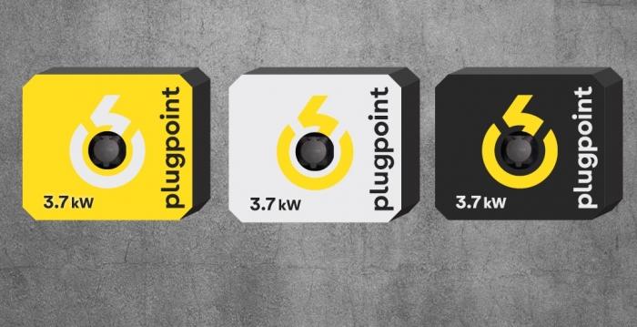Statie de incarcare Plugpoint Wallbox 3.7kW simpla-big