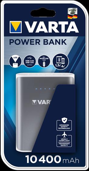 Powerbank Varta Li-Ion 10400mAh 57961-big