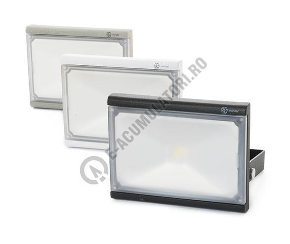 Proiector cu LED 3W cu voltaj scazut (12/24V) Xunzel GALAXXI3BCO Alb-big