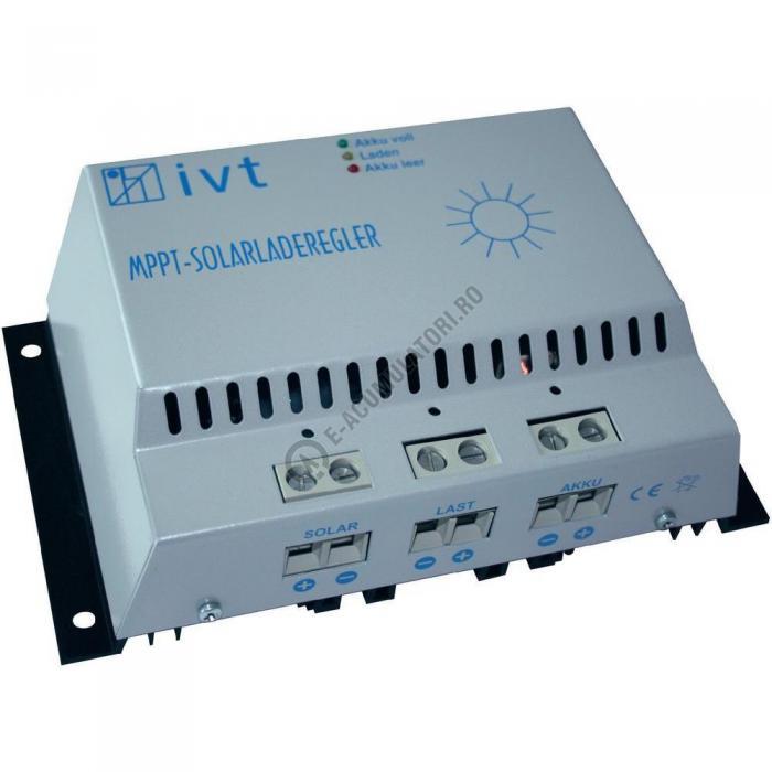 Regulator de încărcare solară IVT MPPT, 30 A cod 200028-big