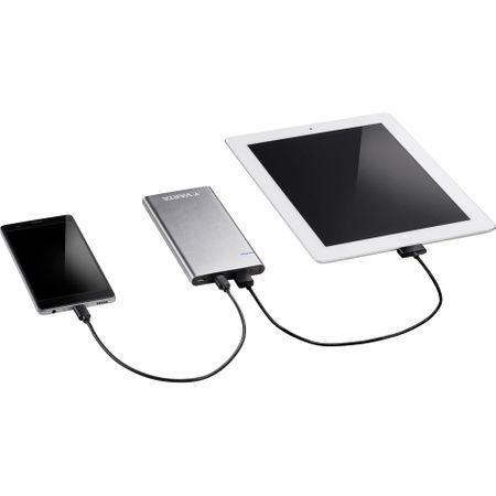Powerbank Varta Slim Litiu-Polimer 6000mAh USB-C 57965-big