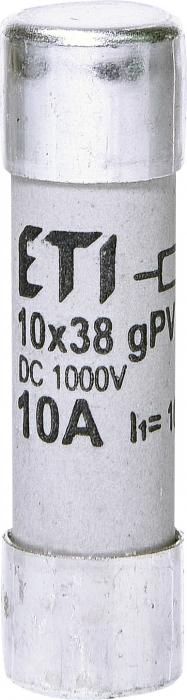 Siguranta fuzibila CH 10x38 gPV 10A 1000V-big
