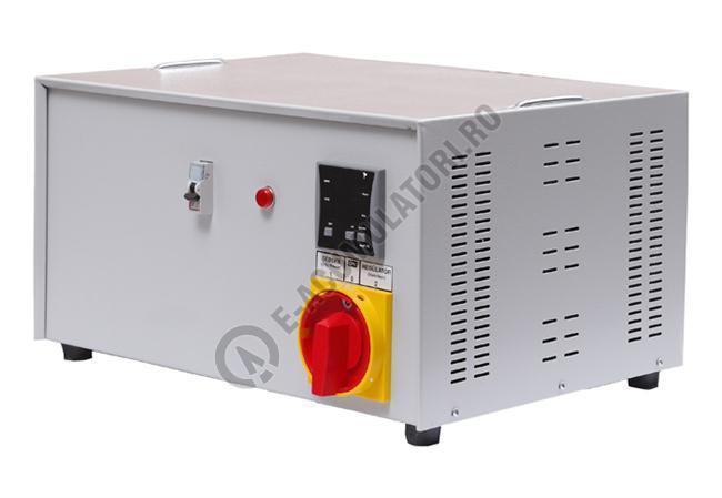 Stabilizator Esispower cu microprocesor TOROS 125 Mono Phase 25kVA-big