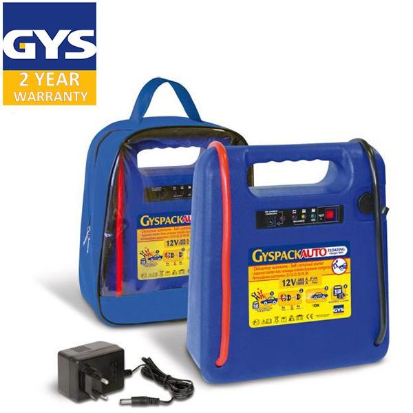 Starter auto 12V portabil GYSPACK AUTO-big