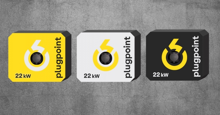 Statie de incarcare Plugpoint Wallbox 22kW simpla-big