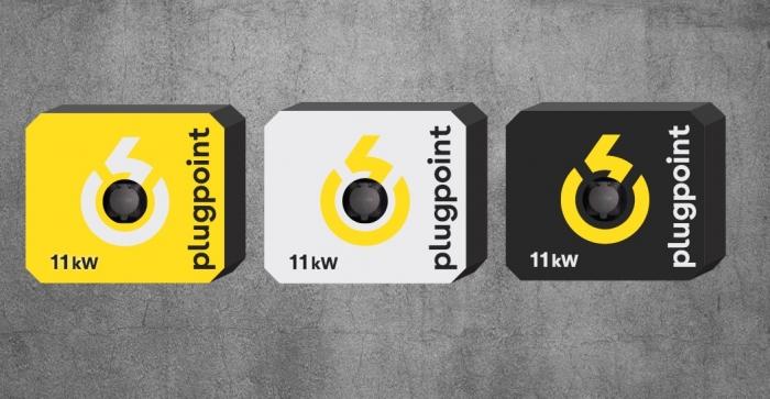 Statie de incarcare Plugpoint Wallbox 11kW simpla-big