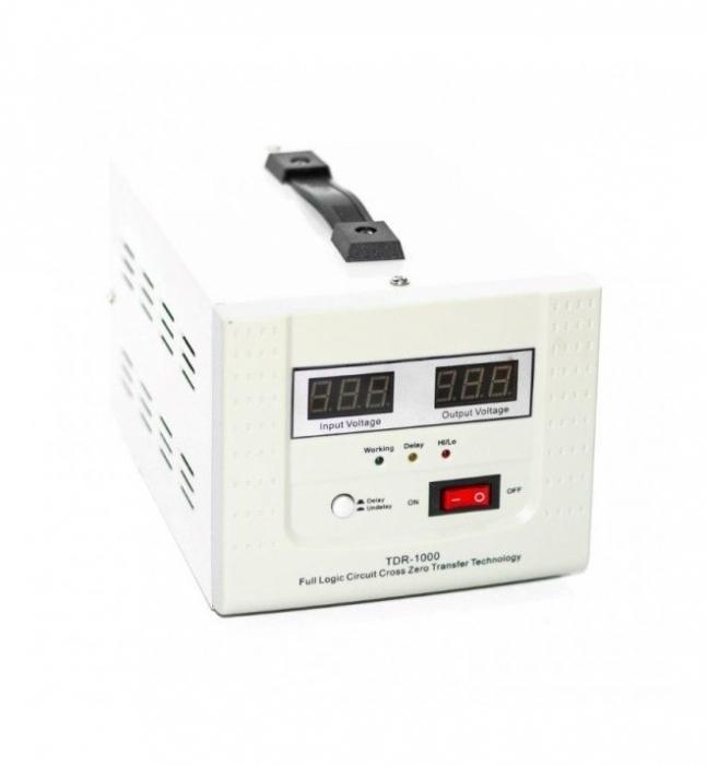 Stabilizator de tensiune 1000VA/600W Power Sistem TER1000-big