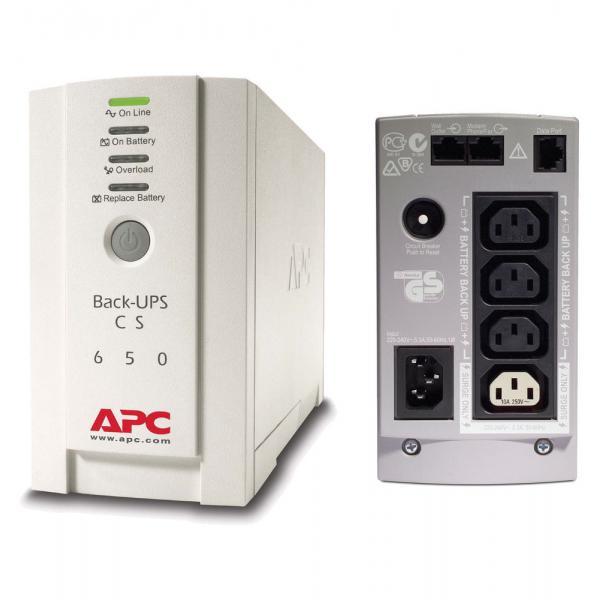 UPS APC Back-UPS 650/230V BK650EI-big