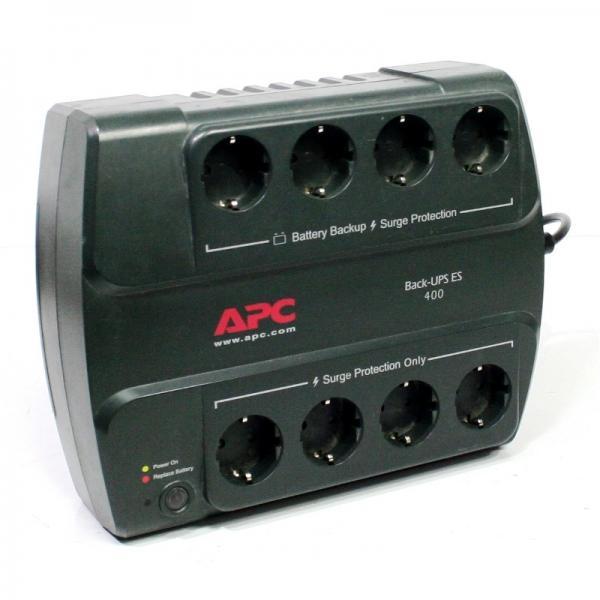 UPS APC Back-UPS ES400VA/230V-big