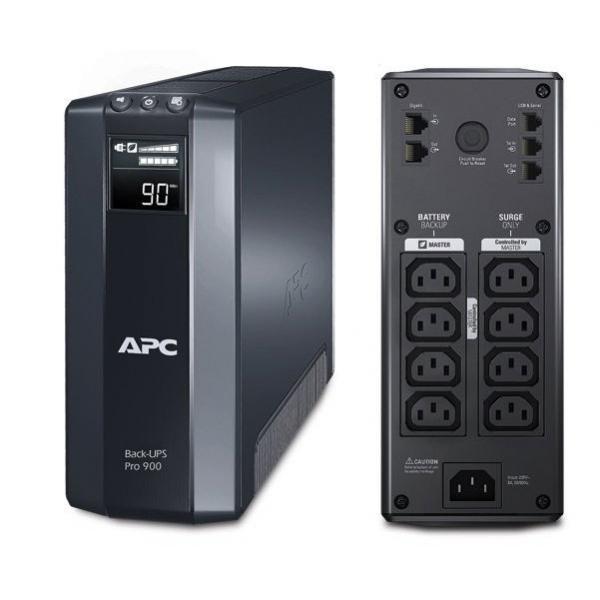 UPS APC Power-Saving Back-UPS Pro 900/230V BR900GI-big