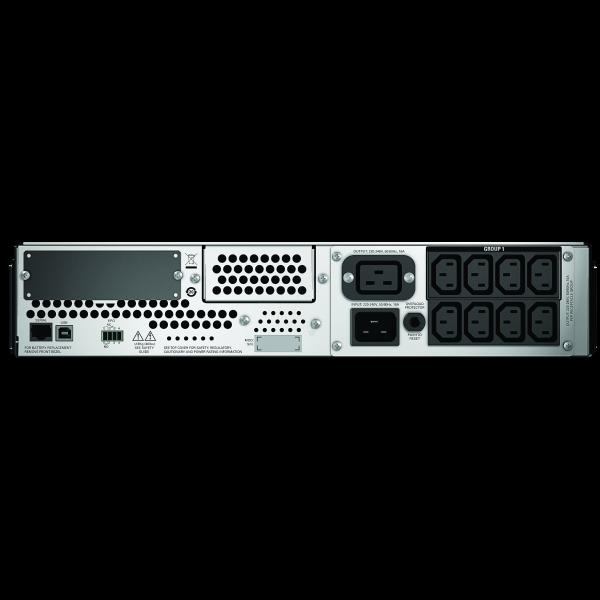 UPS APC Smart-UPS 3000VA LCD RM 2U 230V SMT3000RMI2U-big