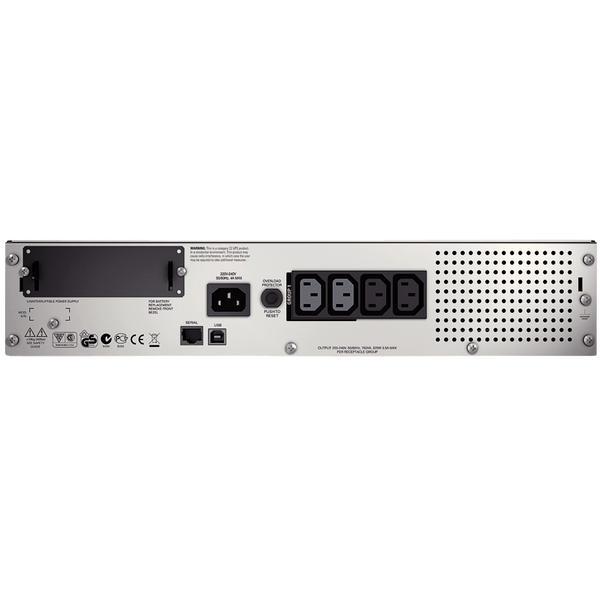UPS APC Smart-UPS 750VA LCD RM 2U 230V SMT750RMI2U-big
